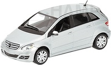 Mercedes Clase B -W245- (2007) Minichamps 1/43