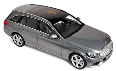 Mercedes Clase C Modelo T -W205- (2014) Norev 1:18