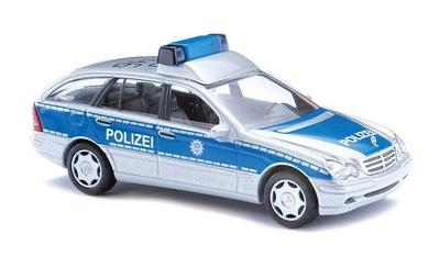 """Mercedes Clase C -W203- Serie T """"Bundespolizei"""" Busch 1/87"""