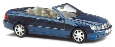 Mercedes Clase CLK Cabrio -W209- (2003) CMD Busch 1/87