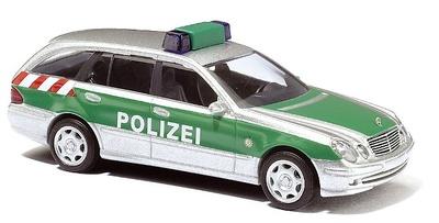 "Mercedes Clase E -W210- T-Modell ""Policía Berlin"" Busch 1/87"