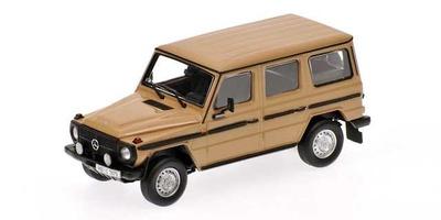 Mercedes Clase G 230 GE -W460-W461- (1980) Minichamps 1/43