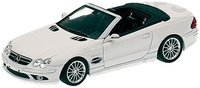 Mercedes Clase SL 55 AMG -R230- (2006) Minichamps 1/43
