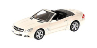 Mercedes Clase SL -R230- (2008) Minichamps 1/43