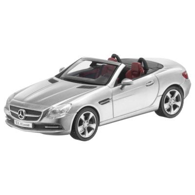 Mercedes Clase SLK -R172- (2011) Schuco 1/43