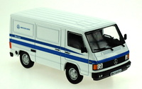"Mercedes MB 100 ""Mercedes Benz Service"" (1988) White Box 1/43"