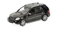Mercedes ML63 AMG -W164- (2008) Minichamps 1/43