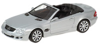 Mercedes SL -R230- (2006) Minichamps 1/43