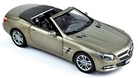 Mercedes SL500 -R230- (2012) Norev 1/18