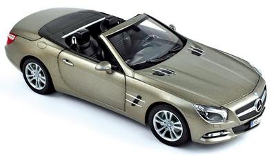 Mercedes SL500 -R230- (2012) Norev 1/18