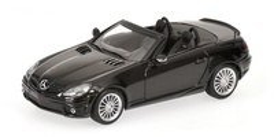 Mercedes SLK 55 AMG -R171- (2008) Minichamps 1/43