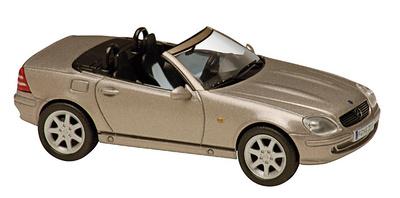 Mercedes SLK -R170- (2003) Solido 1/43