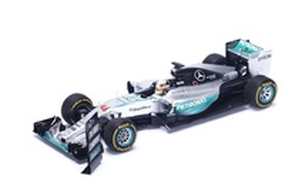 "Mercedes W06 ""GP. Italia"" nº 44 Lewis Hamilton (2015) Spark 1:18"