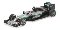 "Mercedes W07 ""GP. China"" nº 44 Lewis Hamilton (2016) Minichamps 1:43"