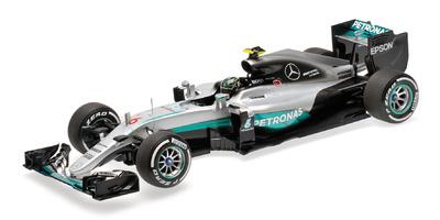 Mercedes W07 nº 6 Nico Rosberg (2016) Minichamps 1:18