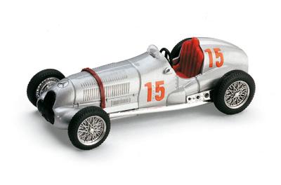Mercedes W125 nº 15 (1937) Brumm 1/43