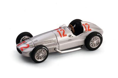 Mercedes W154 nº 12 (1939) Brumm 1/43