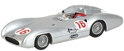 """Mercedes W196 """"GP. Italia"""" nº 16 Juan Manuel Fangio (1954) Minichamps 1/43"""
