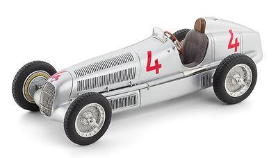 "Mercedes W25 ""GP. Mónaco"" nº 4 Luigi Fagioli (1935) CMC 1/18"