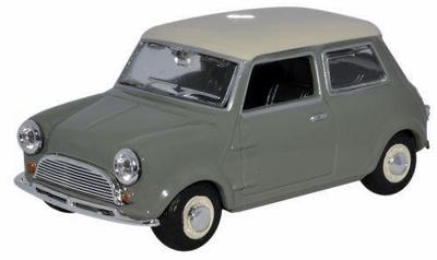 Mini (1960) Oxford 1/43