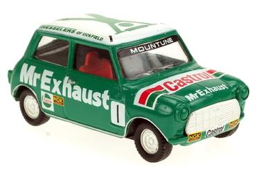 Mini 1000 Castrol (1982) Campeón Minicross Vitesse 1/43