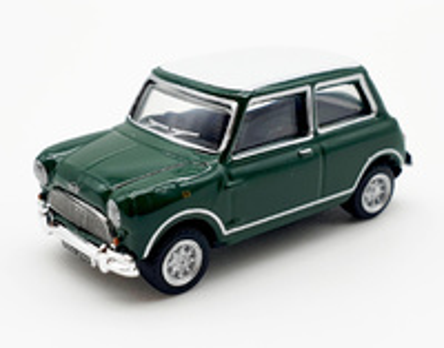 Mini Cooper (1965) Cararama 1/72