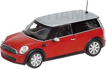 Mini Cooper Clubman (2007) Minichamps 1/43