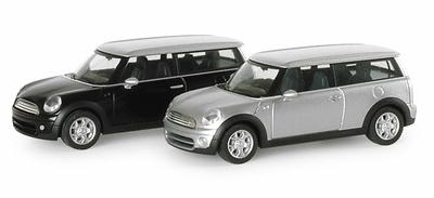 Mini Cooper Clubman Herpa 1/87