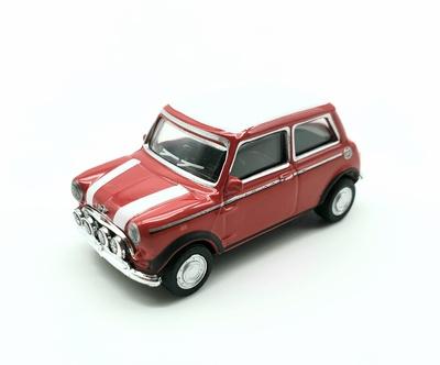 Mini Cooper Racing (1965) Cararama 1/72
