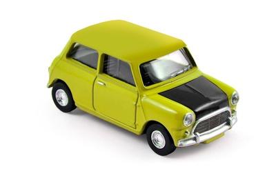 Mini Cooper S (1963) Norev 1/64