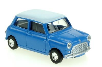 Mini Cooper S (1968) Norev 1/64 (1/54)