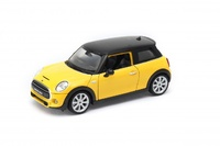 Mini Cooper S (2015) Welly 1:24