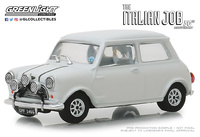 "Mini Cooper S 1275 ""The Italian Job"" (1969) Greenlight 1/43"