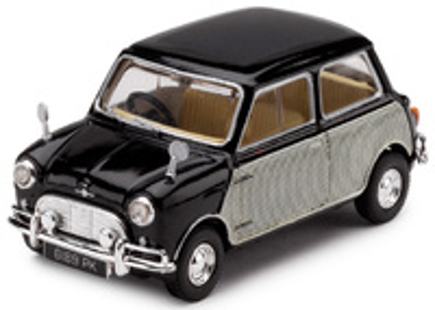 "Mini Cooper S Morris MKI ""Peter Sellers"" (1967) Corgi VA02532 1/43"