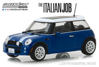 "Mini Cooper S ""The Italian Job"" (2003) Greenlight 1/43"