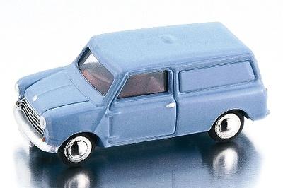 Mini Cooper Traveller (1961) Bub 1/87