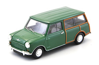 Mini Morris Traveller (1961) Ebbro 1/43