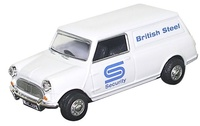 Mini Van British Steel Oxford (1970) 1/43