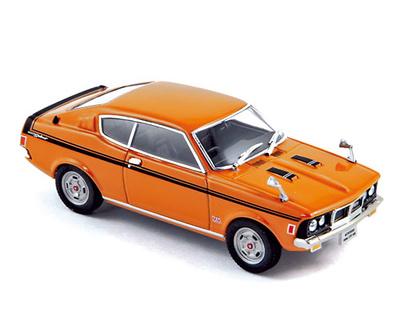 Mitsubishi Galant GTO (1970) Norev 1/43