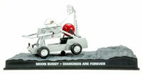 "Moon Buggy (1980) James Bond ""Diamonds Are Forever"" Fabbri 1/43 Entrega 31"