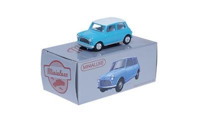 Morris Mini (1960) Minialuxe 1/66