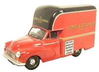 Morris Minor Home & Colonial Gown Oxford 1/43