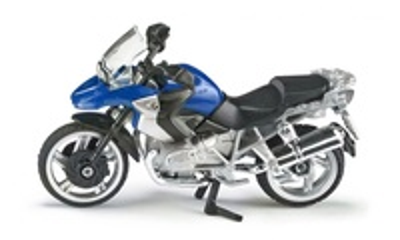 Moto BMW R1200 GS Siku 1/55