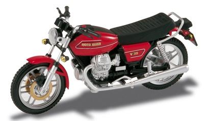 Moto Guzzi V35 (1977) Starline 1/24