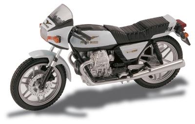 Moto Guzzi V50 Monza (1980) Starline 1/24