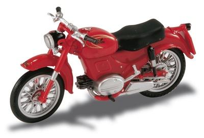 Moto Guzzi Zigolo (1953) Starline 1/24