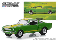 "Mustang Shelby GT350 ""BF Goodrich"" (1966) Greenlight 1/64"