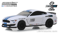 "Mustang Shelby GT350 ""Escuela de carreras Ford Performance"" Greenlight 1/64"