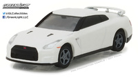 Nissan GT-R -R35- (2014) Greenlight 1/64
