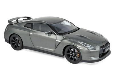 Nissan GTR R-35 (2008) Norev 1:18